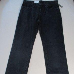 Claiborne Men's Jeans Black Wash
